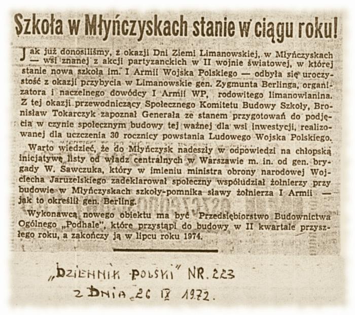 Dziennik Polski 26-09-1972