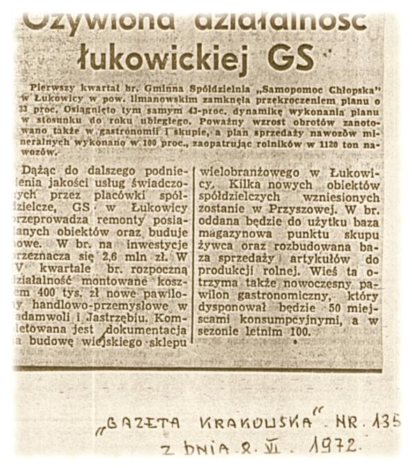 Gazeta Krakowska 08-06-1973