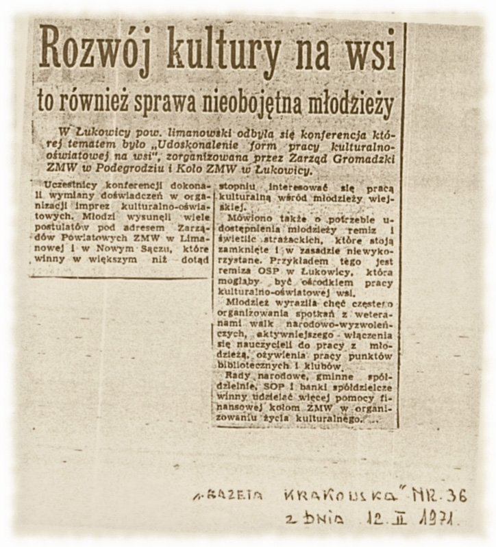 Gazeta Krakowska 12_02_1971