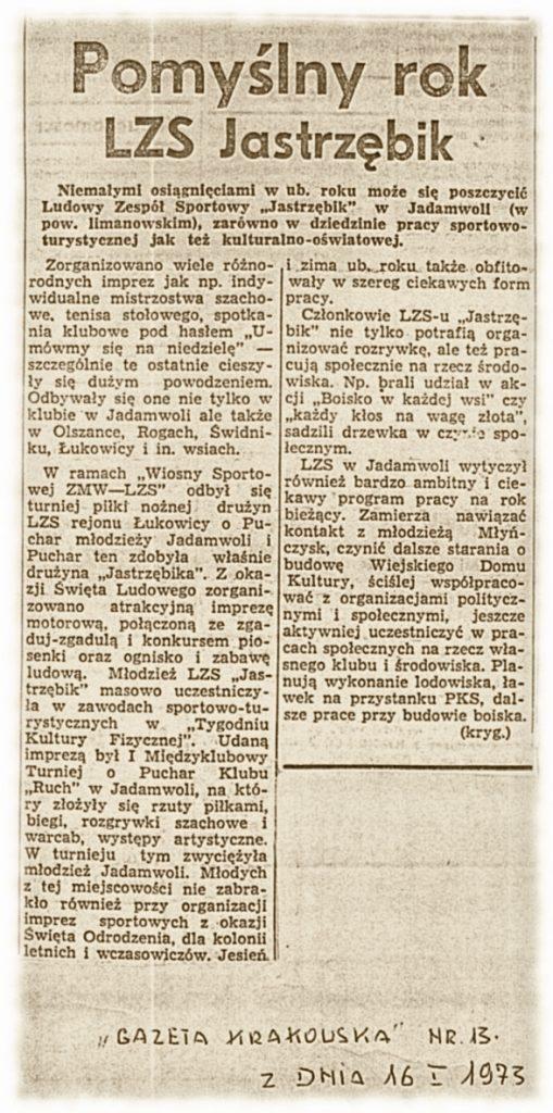 Gazeta Krakowska 16-01-1973_2