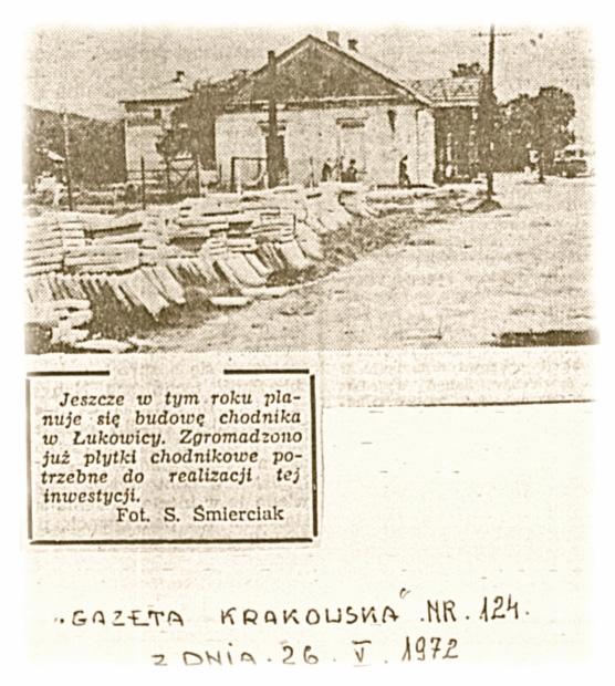 Gazeta Krakowska 26-05-1972
