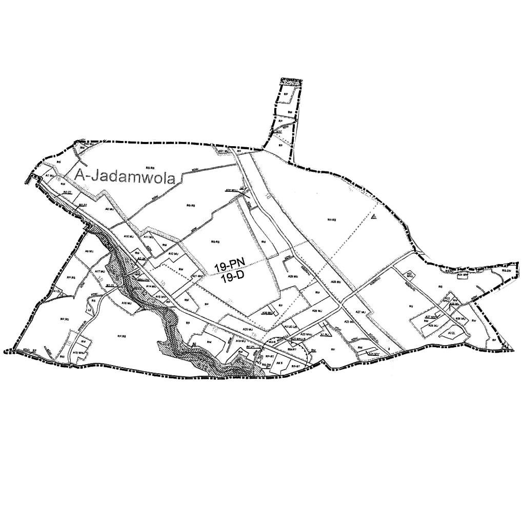 Sołectwo - Jadamwola