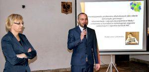 Szkolenie - rozwiązywanie problemów alkoholowych jako zadanie gminy