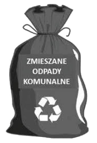 zmieszane odpady komunalne
