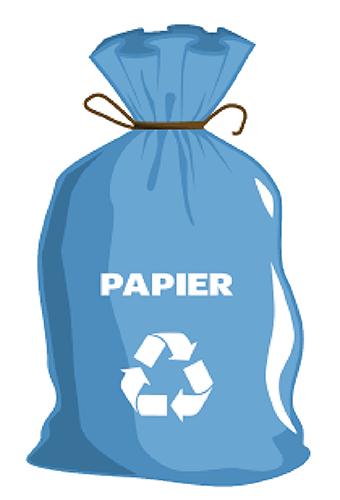 odpady z papieru