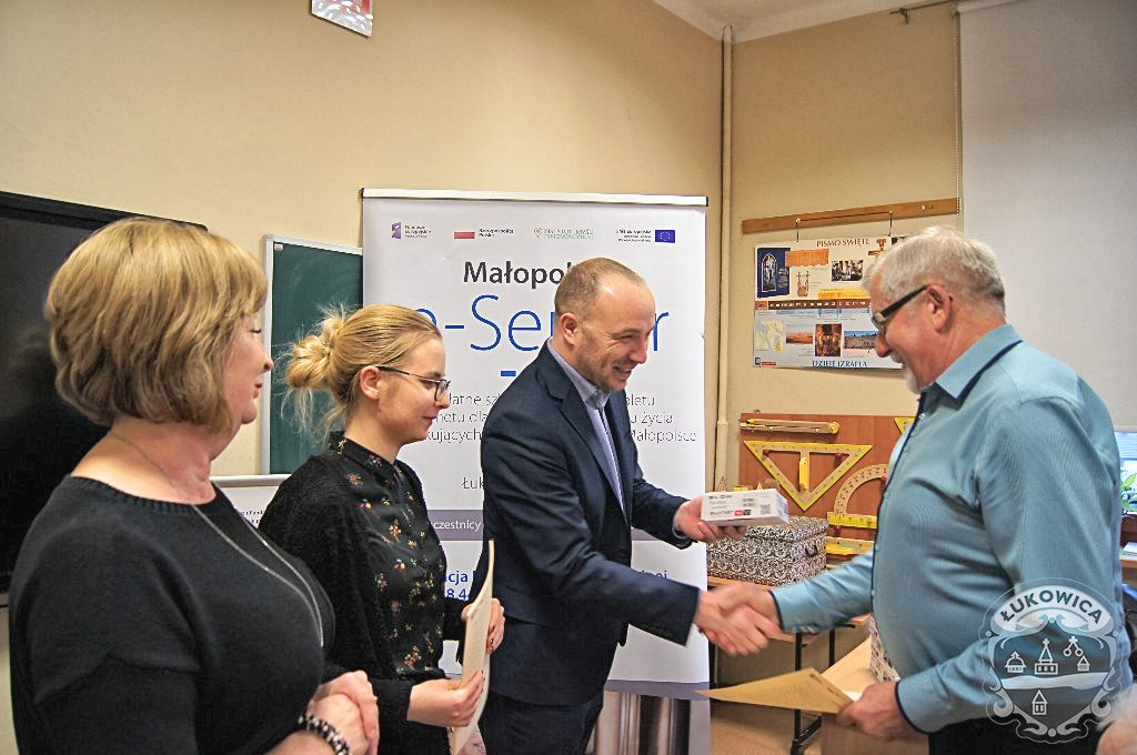 Małopolski e-Senior 2