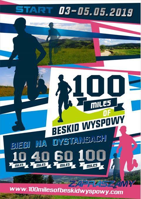 Bieg - 100 MILES OF BESKID WYSPOWY