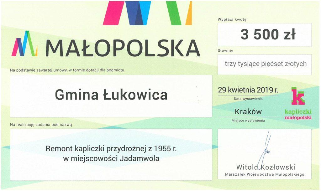 Kwota - 3 500