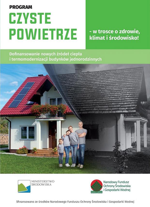 Program Czyste Powietrze – spotkanie w Przyszowej-1