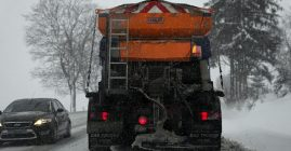 Przetarg na odśnieżanie dróg