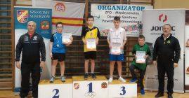 Indywidualne Powiatowe Igrzyska Dzieci w Tenisie Stołowym