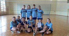 SP Świdnik zwycięzcą turnieju piłki siatkowej
