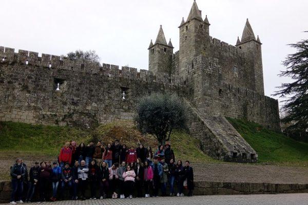 Relacja z wyjazdu do Portugalii-Erasmus+