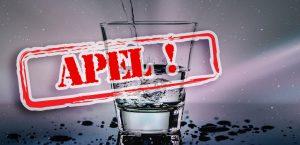 Apel do mieszkańców w sprawie wody