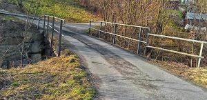 Promesa na odbudowę mostu
