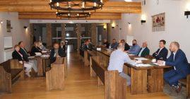 Spotkanie z Sołtysami oraz Komisją Rozwoju Gospodarczego, Gospodarki Finansowej i Komunikacji