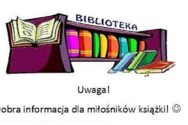 Wydłużony czas pracy Biblioteki w Przyszowej