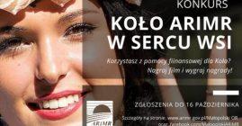 "Konkurs ""Koło ARIMR w sercu wsi"""