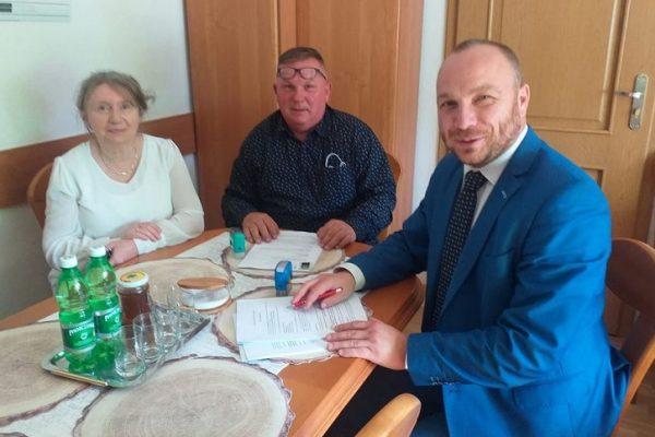 Energia odnawialna w SP Łukowica
