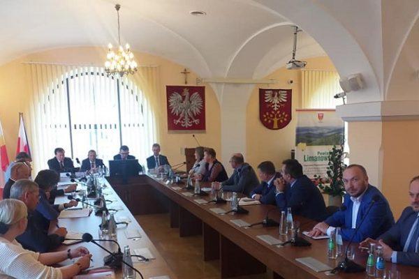 Spotkanie z Wojewodą Małopolskim