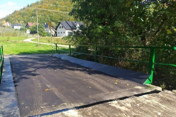 Trwają remonty mostów