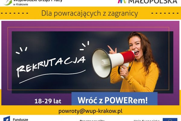 "Projekt ""Wróć z POWERem!"""