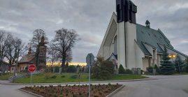 Poprawa bezpieczeństwa przy kościele w Łukowicy