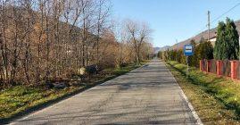 Projekt remontu drogi powiatowej-Łukowica Górna