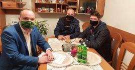 Rozbudowa sieci kanalizacji sanitarnej w Górnej Łukowicy