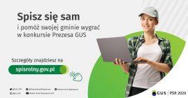 GUS organizuje konkurs dla gmin