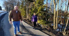 Trwają prace projektowe dla drogi gminnej w Roztoce