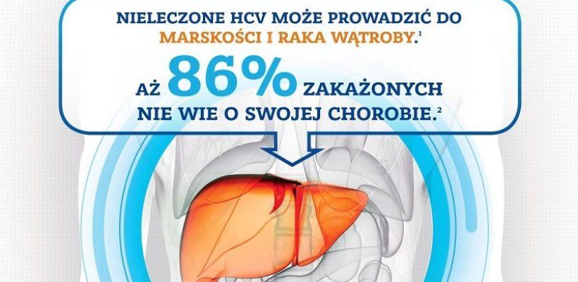 HCV-akcja bezpłatnych badań dla mieszkańców małopolski