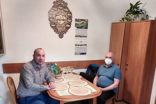 Gazyfikacja centrum Łukowicy