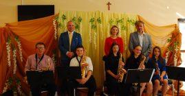 Inauguracyjny koncert Młodych Talentów oraz pokaz hatfu Klubu Seniora z Roztoki