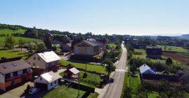 Przetarg-przebudowa drogi w Stroniu