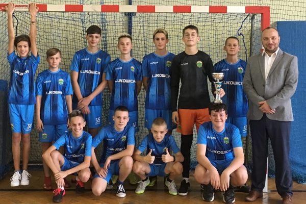 Rozpoczęcie igrzysk młodzieży szkolnej z terenu Gminy Łukowica