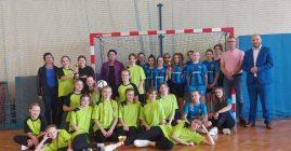 Igrzyska młodzieży-piłka halowa dziewcząt