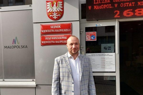 Wizyta w Urzędzie Marszałkowskim